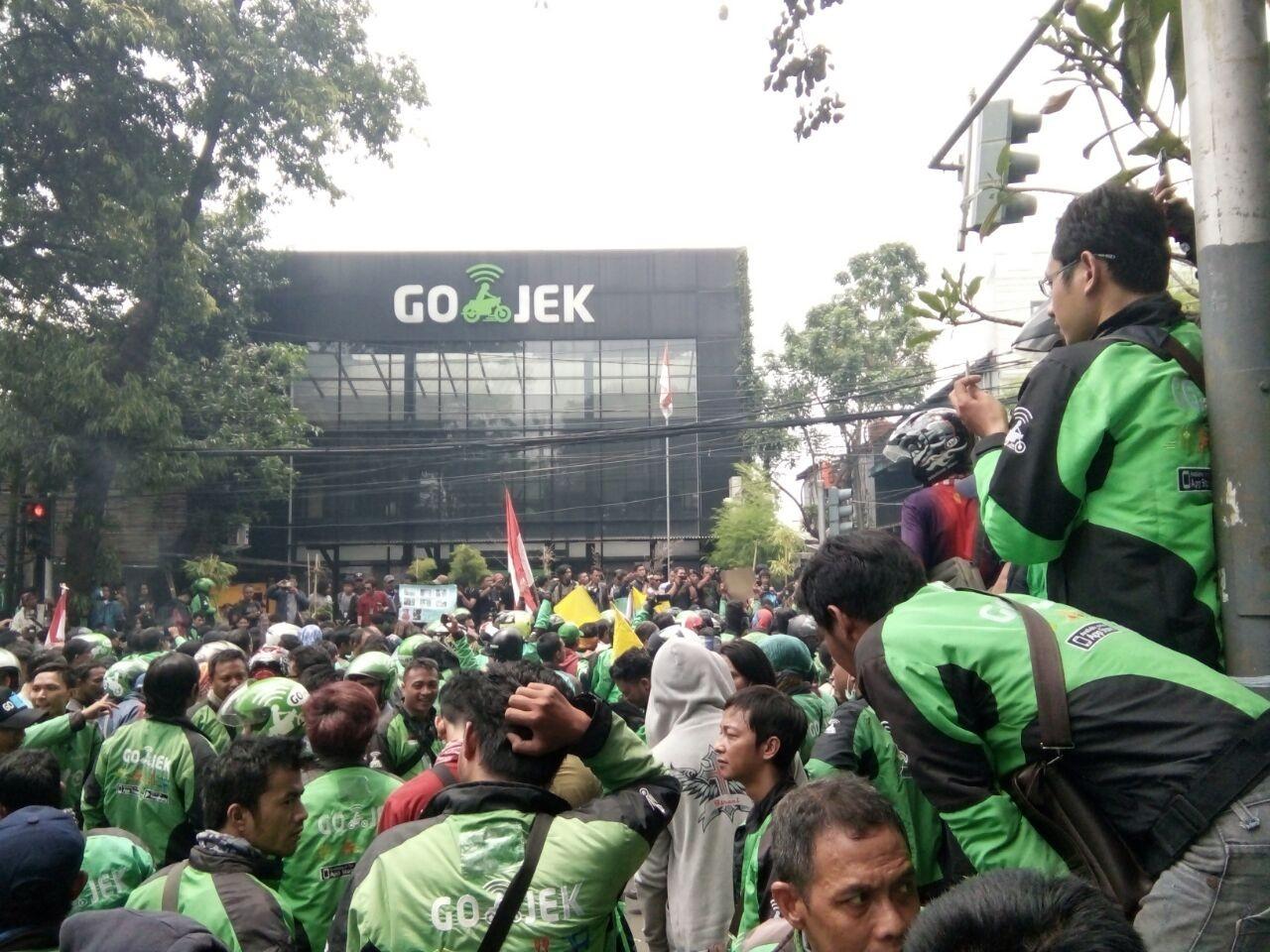 Go-Jek hopes to win SEA market | Tenggara Strategics