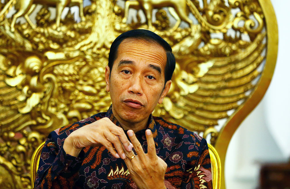 Jokowi's new priority: Improving governance