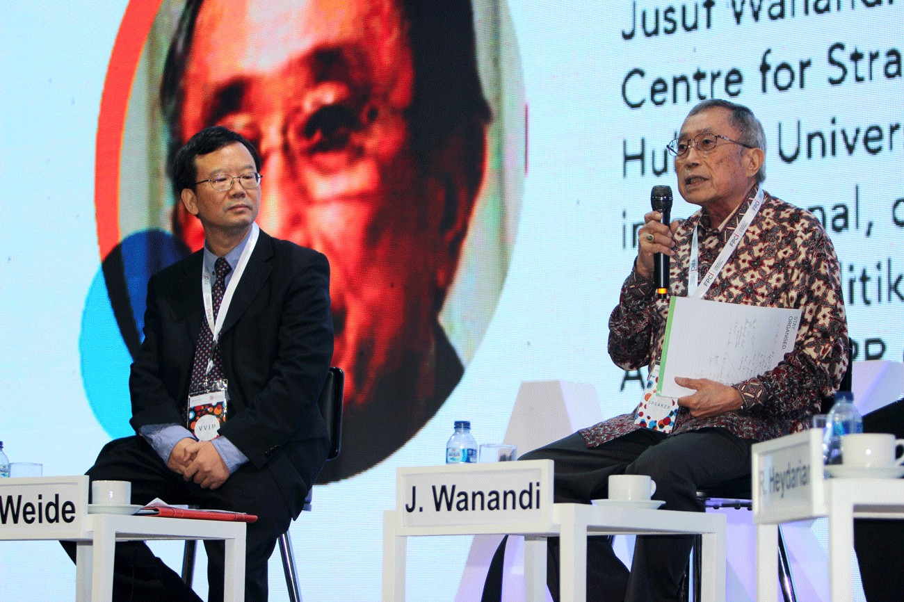 Challenges for Indonesia  in the Asia-Pacific region