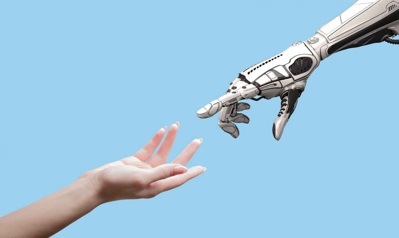 AI to take over government jobs