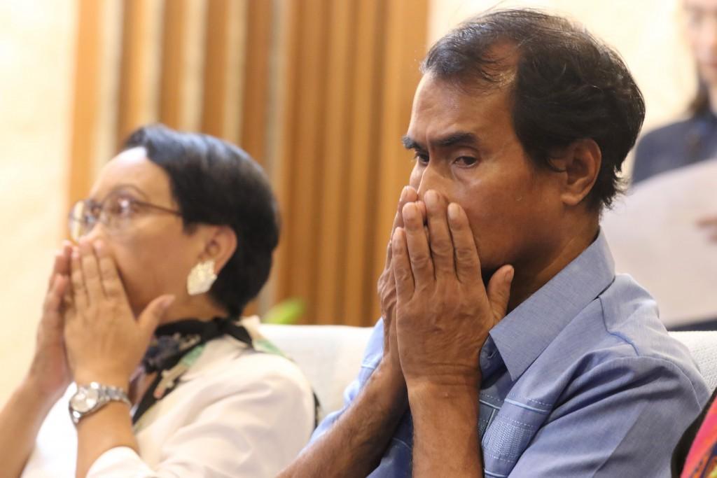 Last Indonesian hostage rescued from Abu Sayyaf