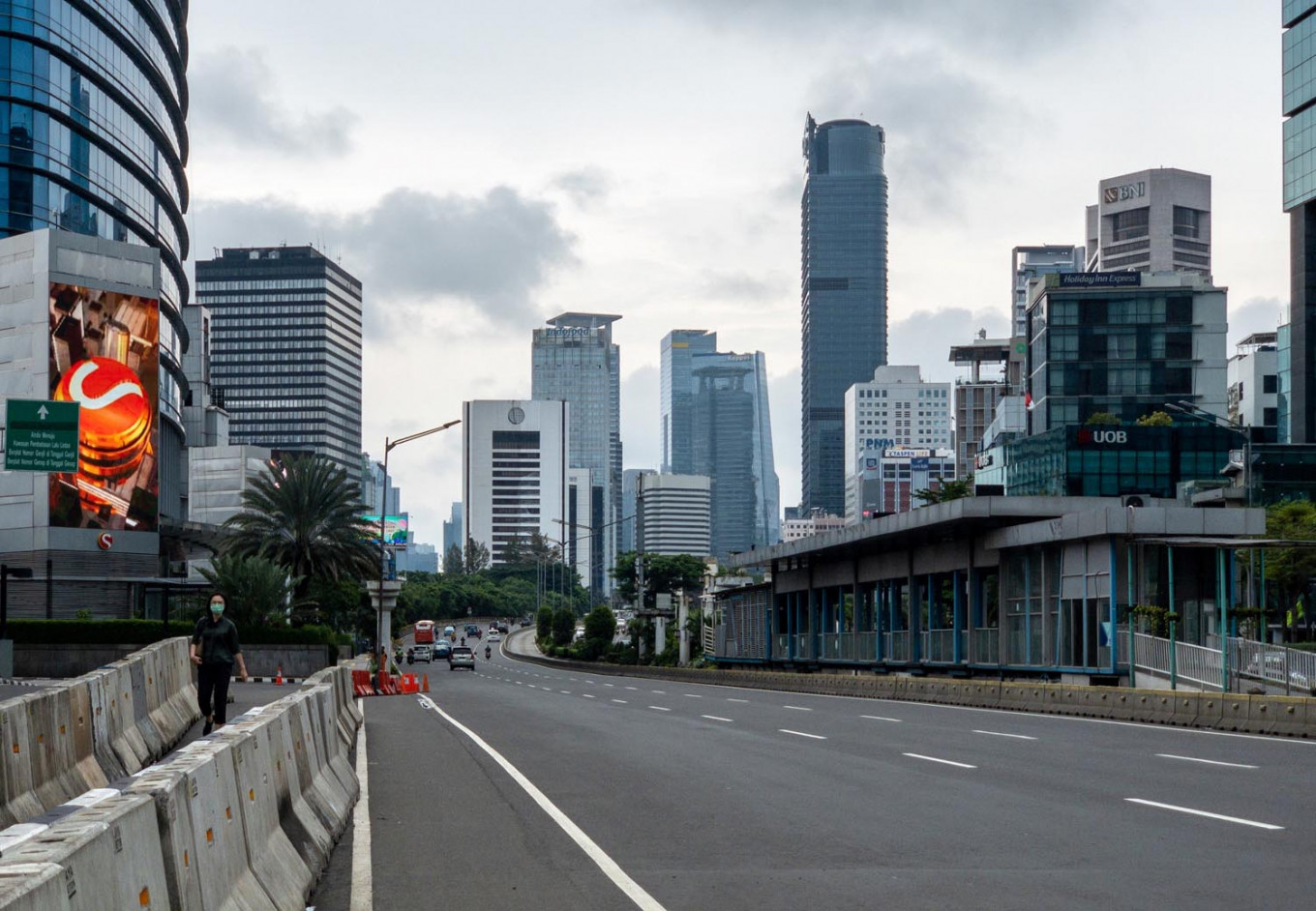 Foreign entry into Indonesia tightened over COVID-19