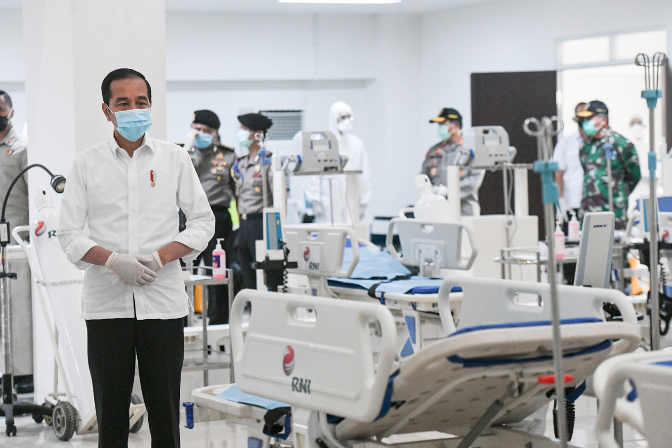 Indonesia focuses COVID-19 tests on worst-hit provinces