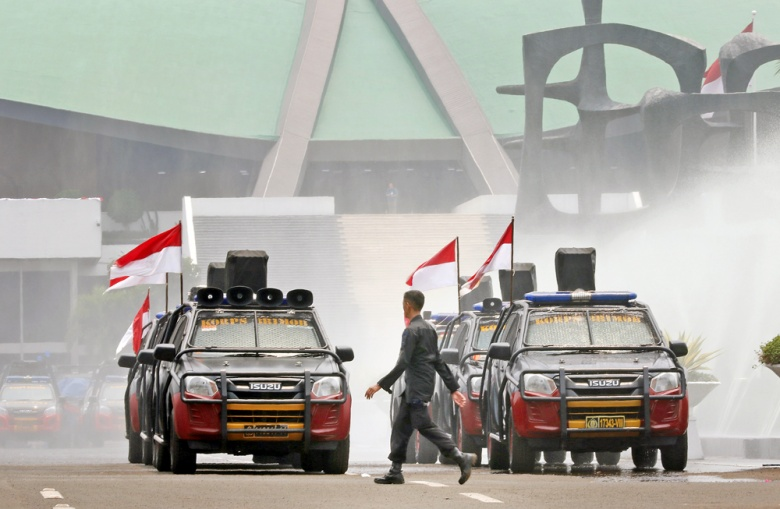 Jakarta gears up for inauguration
