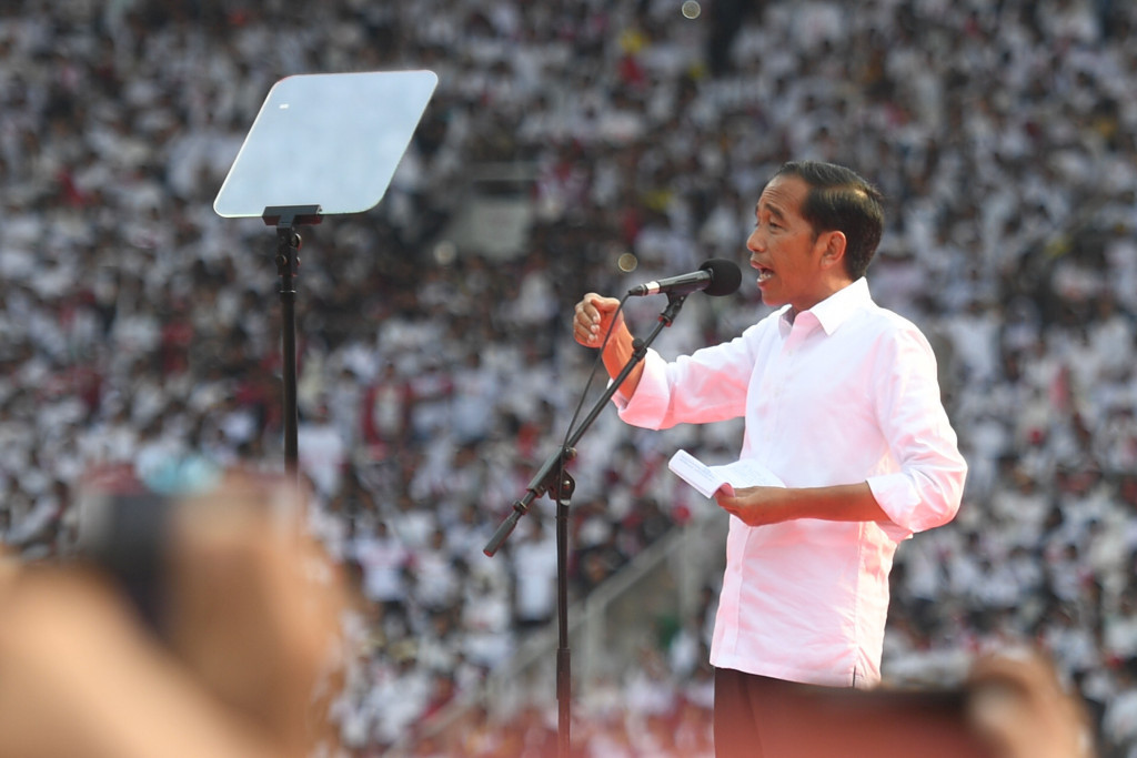 Campaign ends with rallies in Jakarta, Tangerang