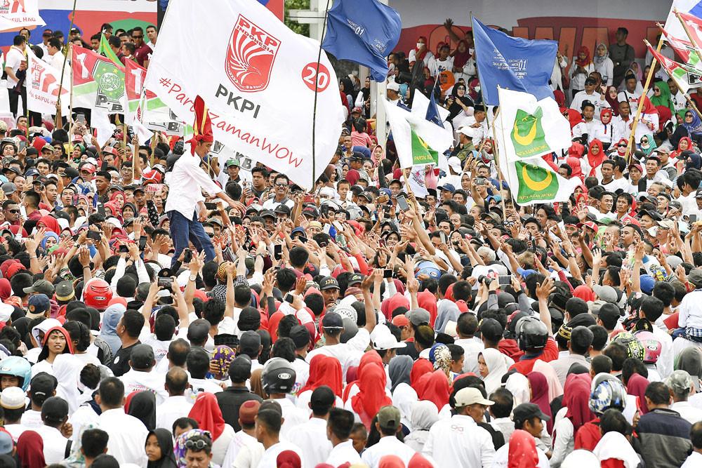 2020 budget reflects Jokowi's promises