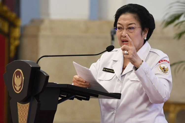 Megawati sued by PDI-P cadre over alleged party's regulation violation