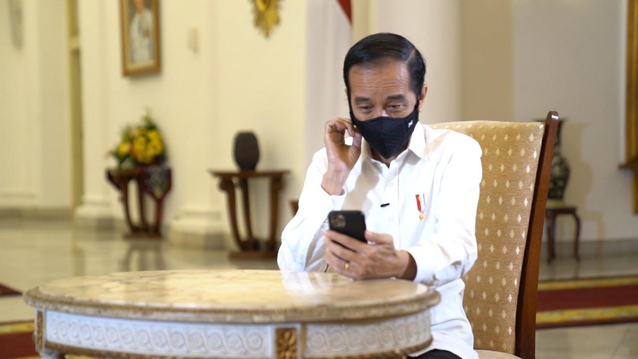 Pandemic checks Jokowi's ambitions