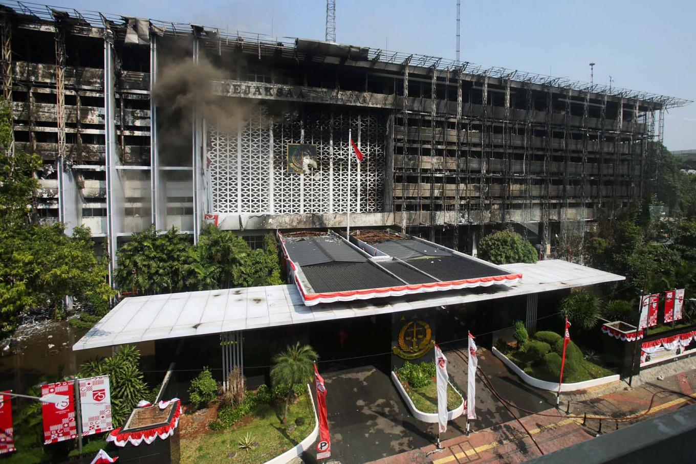 No foul play behind AGO building blaze, prosecutor says