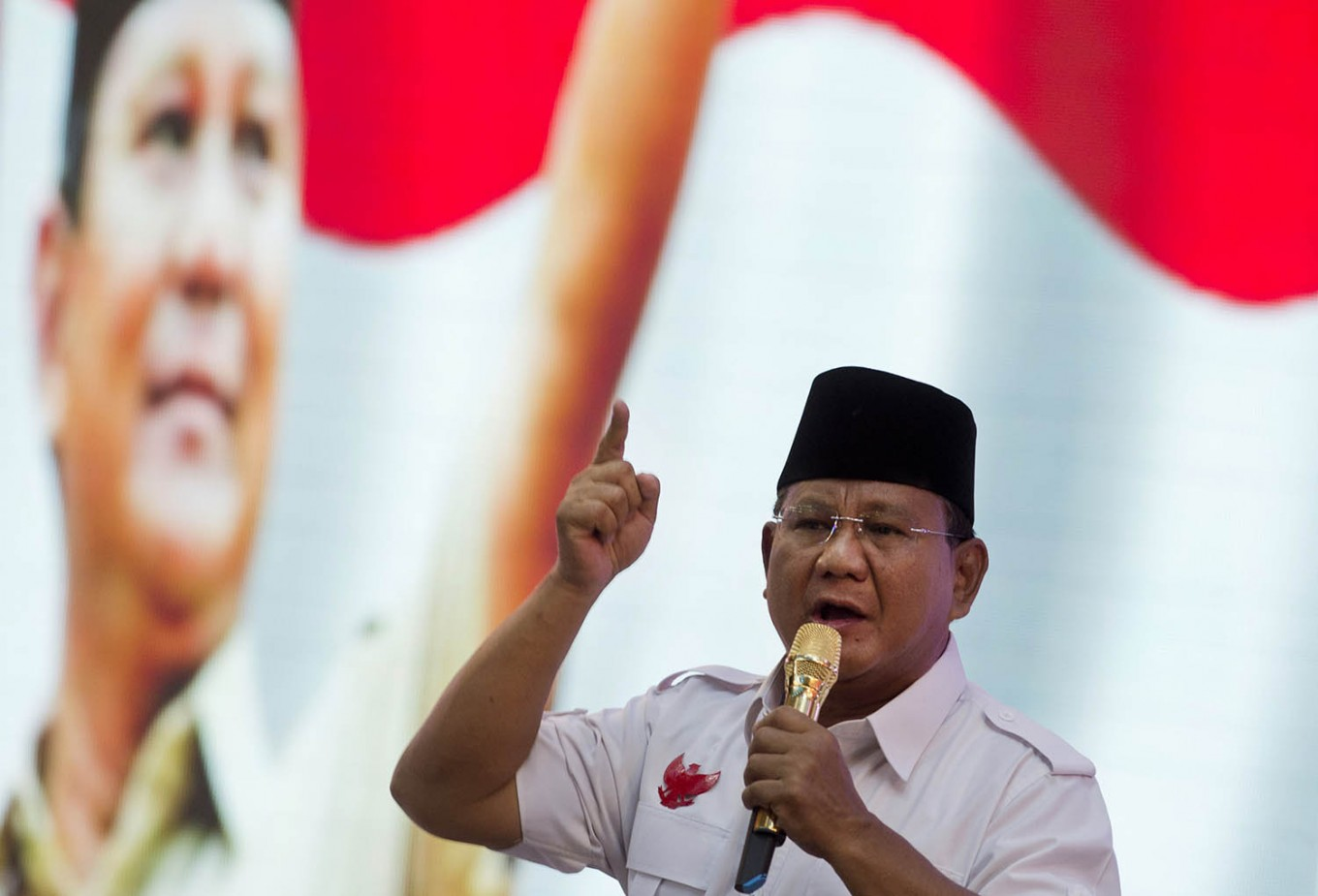 Prabowo camp to reject KPU results