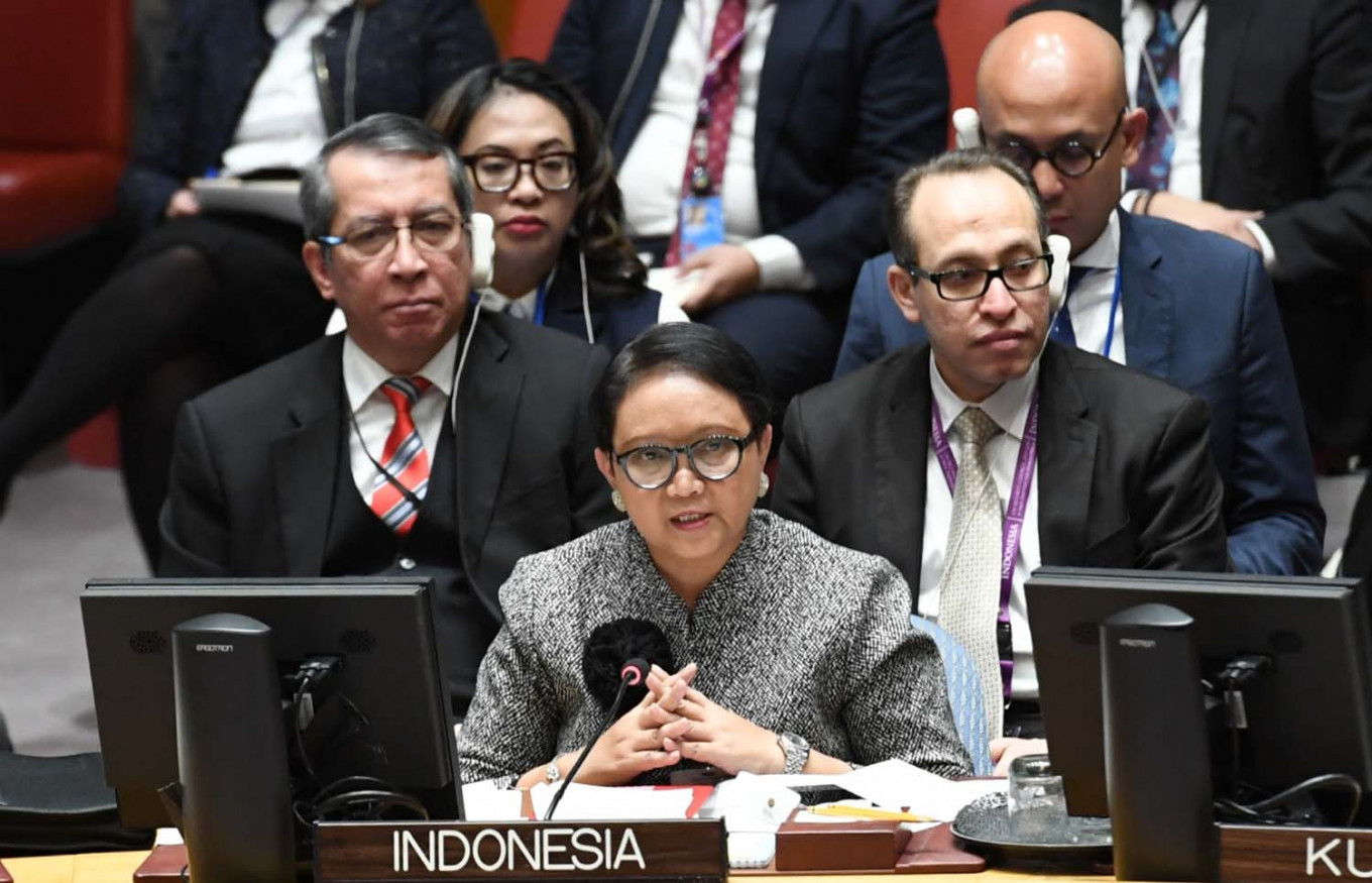 Top diplomat's job deemed secure – for now