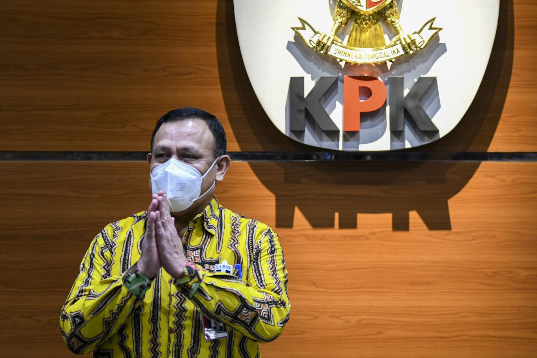 Supervisory council declares KPK chairman Firli Bahuri guilty of ethics violation