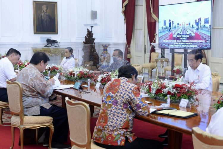 Local-scale COVID-19 restrictions more effective: Jokowi