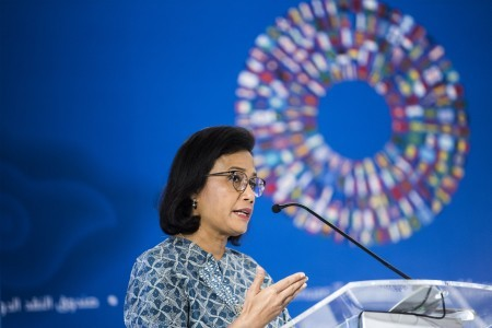 Sri Mulyani to inject Rp 18.7 trillion into SOEs