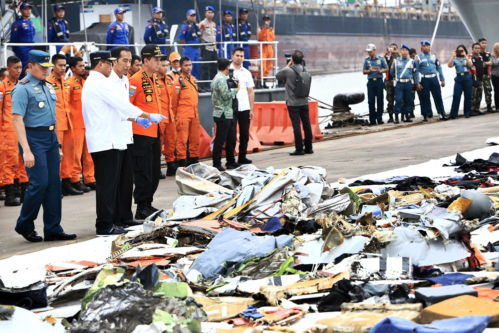 Govt gets tough after Lion Air crash