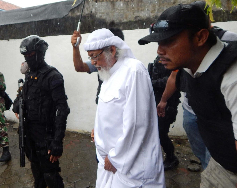 Abu Bakar Ba'asyir's release causes concerns