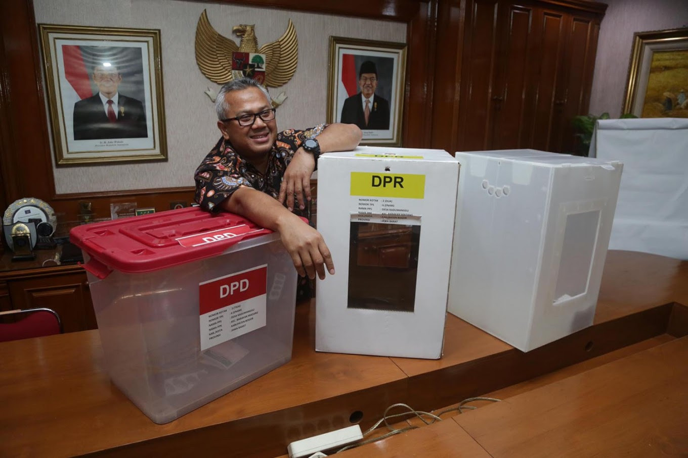 President calls on people to vote